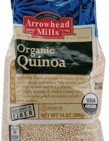 Arrowhead Mills Organic White Quinoa (396 grams)
