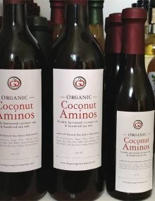 Coconut Aminos (750 ml)