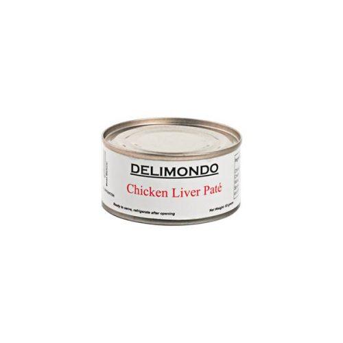 Delimondo Chicken Liver Pate (85 grams)
