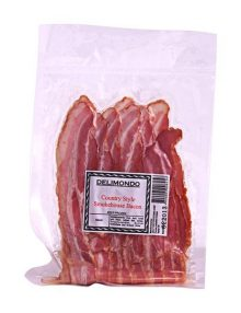 Delimondo Country Style Smokehouse Bacon (250 grams)