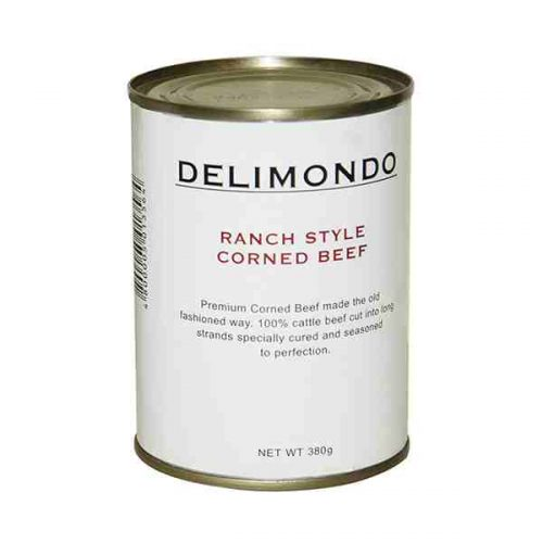Delimondo Original Ranch Style Corned Beef (380 grams)