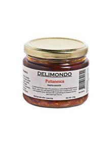 Delimondo Puttanesca Pasta Sauce (310 grams)