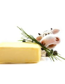 Grass-fed Butter, Unsalted (220 grams)