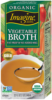 Imagine Organic Vegetable Broth (32 oz)