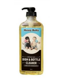 Messy Baby Dish & Bottle Cleaner (500 ml)