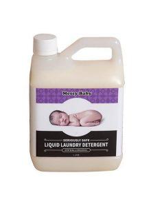 Messy Baby Liquid Laundry Detergent (1 liter)
