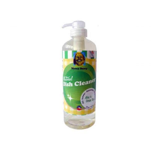 Messy Bessy Aloe & Green Tea Natural Dish Cleaner (500 ml)