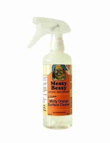Messy Bessy Minty Orange Surface Cleaner (500 ml)