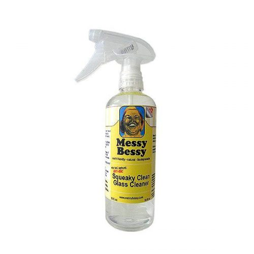 Messy Bessy Squeaky Clean Glass Cleaner (500 ml)