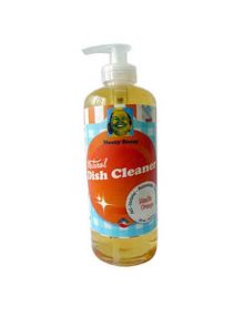 Messy Bessy Vanilla Orange Natural Dish Cleaner (500 ml)