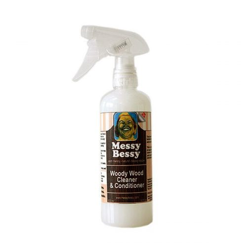 Messy Bessy Woody Wood Cleaner and Conditioner (500 ml)