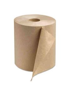 Naturale 2ply Brown Paper Towel Roll