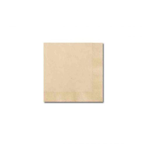 "Naturale Lunch Paper Napkin 50's, 1ply 13"" x 13"" (4 packs)"