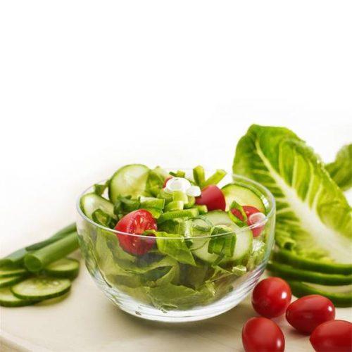 Organic DIY Salad Kit