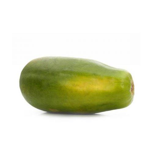 Organic Papaya, Green