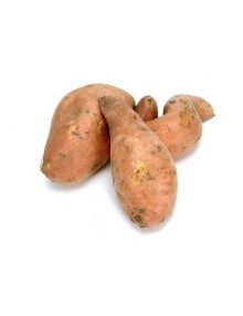 Organic Sweet Potato Tuber