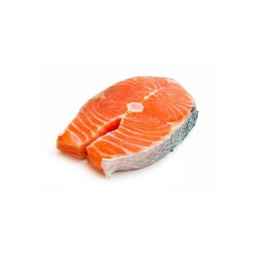 Salmon, Steak